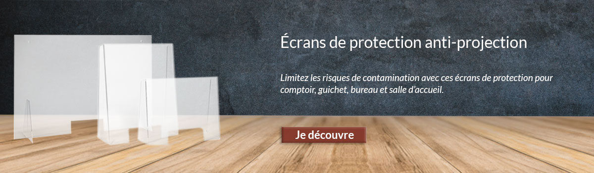 Ecran de protection